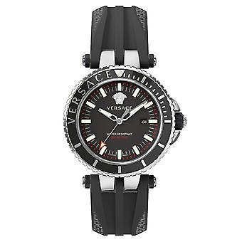 Versace Veak00118 V-Race Diver Men's Watch