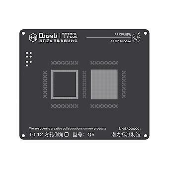 QianLi 3D BGA sjablong A7 CPU modul-iPh 5S | iParts4u