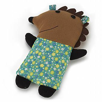 Warmies Cozy Craft Fully Microwavable Toy: Quirky Hedgehog