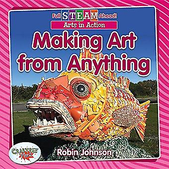 Making Art from Anything