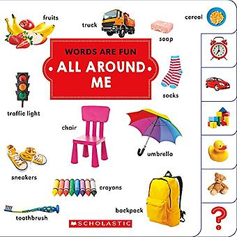 All Around Me by Scholastics - 9780531237243 Book