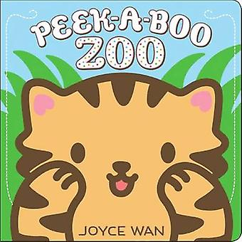 Peek-A-Boo Zoo by Joyce Wan - 9780545750424 Book
