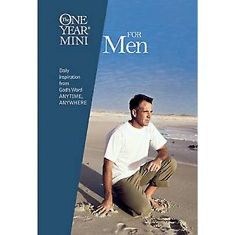 One Year Mini for Men by Gilbert Beers - Ron Beers - 9781414306186 Bo