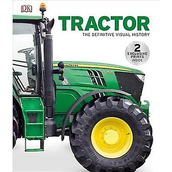 Tractor by DK Publishing - DK - 9781465435996 Book