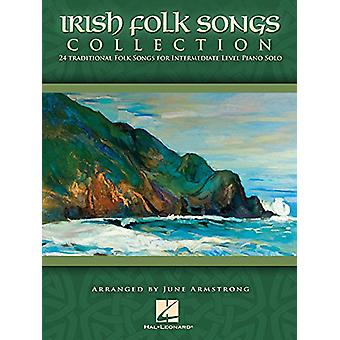 June Armstrong - Irish Folk Songs Collection - 9781495094873 Book