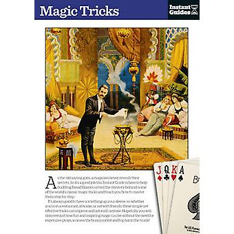 Magic Tricks - The Instant Guide by Instant Guides - 9781780500171 Book