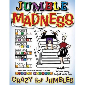 Jumble Madness by Tribune Media Services - 9781892049247 Book