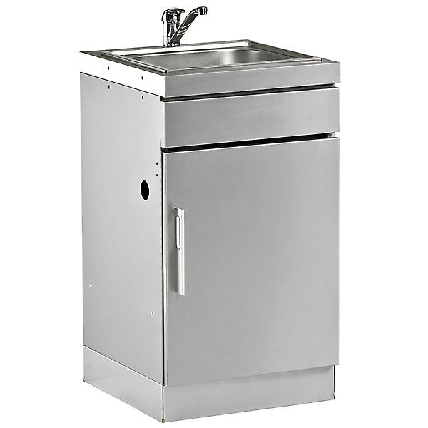 Beefeater Discovery BBQ Kitchen Sink Unit - Stainless Steel