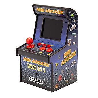 Zzapit 220-in-1 retro 16-bit portable mini arcade unit