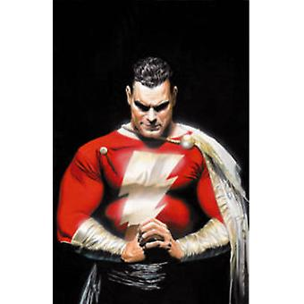 Shazam A Celebration Of 75 Years by Bill Parker & By artist C C Beck