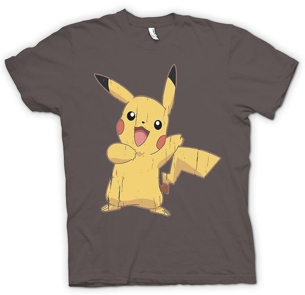 T-shirt - Pikachu - Cool Pokemon ispirato