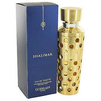 Shalimar By Guerlain Eau De Toilette Spray Refillable 3.1 Oz (women) V728-401517