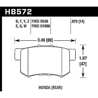 Hawk Performance HB572F.570 HPS