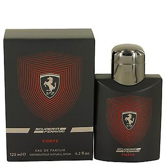 Ferrari Scuderia Forte Eau De Parfum Spray By Ferrari 125 ml