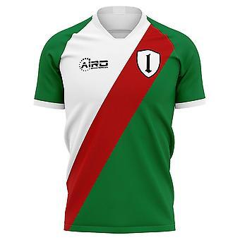 2019-2020 Legia Warszawa Away koncept fodboldtrøje