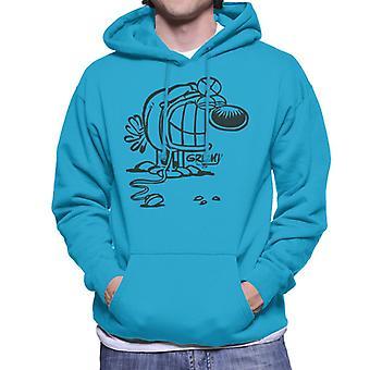 Grimmy Doctor Men's Hooded Sweatshirt