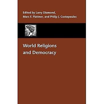 Wereldreligies en democratie (Boek van het tijdschrift van de democratie)