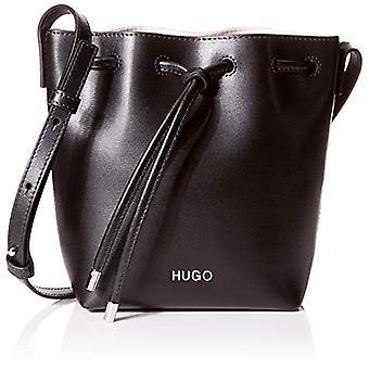 HUGO Downtown Sm Drawstr - Black Women's Shoulder Bags (Black) 9.5x20x15 cm (B x H T)