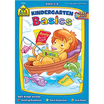 Workbooks Kindergarten Basics Szwkbk 2236