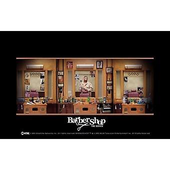 Kapsalon de serie filmposter (17 x 11)