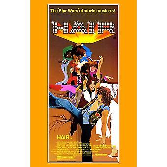 Haar-Film-Poster (11 x 17)