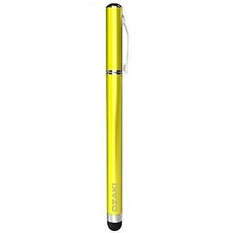 Ozaki iStroke L Capacitive Stylus with ballpen yellow