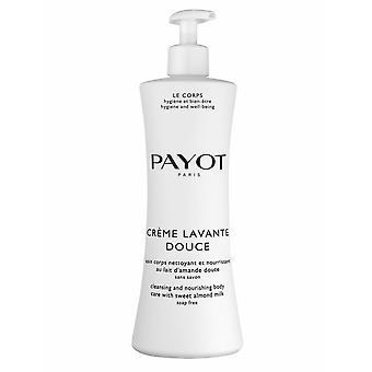 Crema de ducha nutritiva de Payot crema Lavante Douce