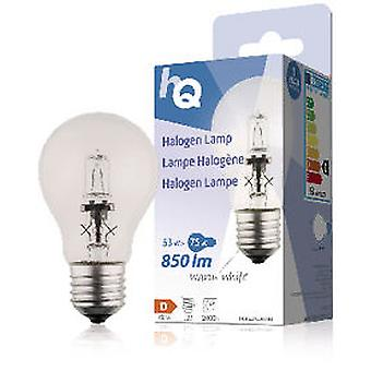 Hq Halogen Bulb E27 Classic 53W 850Lm 2800K Gls (Home , Lighting , Light Bulbs And Pipes)