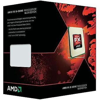 Boxed processor AMD FX-8350 8 x 4.0 GHz Octa Core