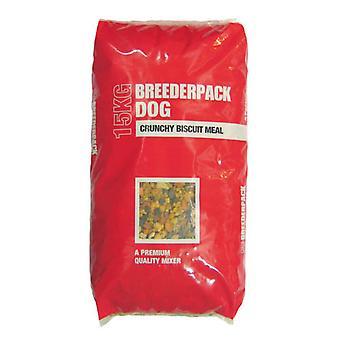 Breederpack sprøde kiks måltid 15kg