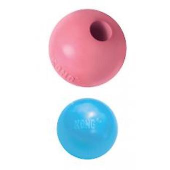 Kong Puppy bal met gat middelgrote/grote