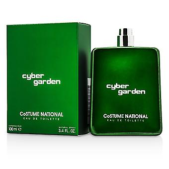 Costume National Cyber Garden Eau De Toilette Spray 100ml/3.4oz