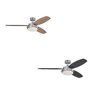 Westinghouse ceiling fan Alloy Brushed Nickel 132 cm / 52