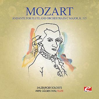 Mozart - Andante na flet & orkiestrę C głównych K. 315 USA import