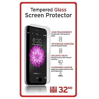 Extra gepantserde gehard glas voor HTC One M7