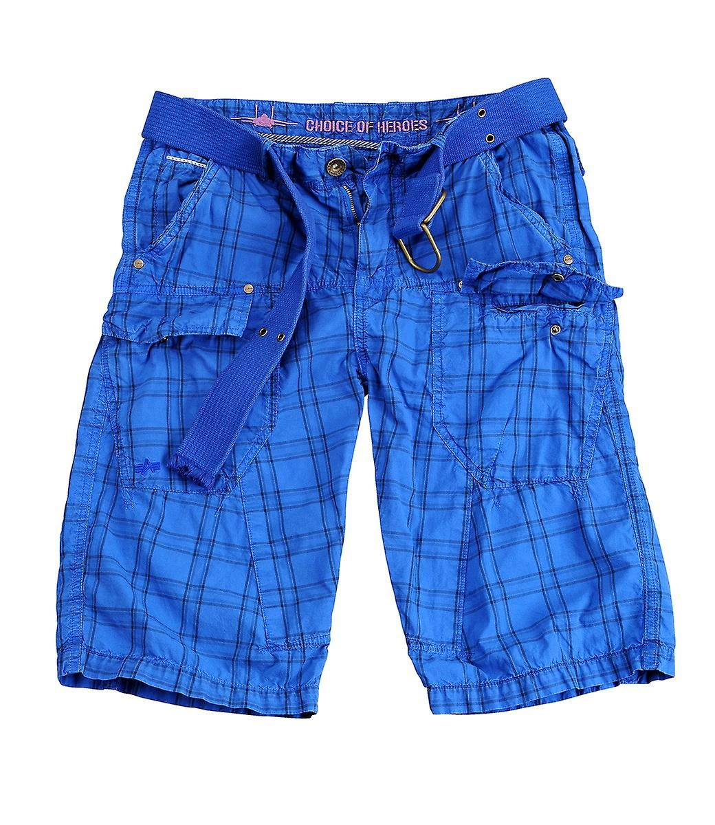 Alpha industries shorts checked