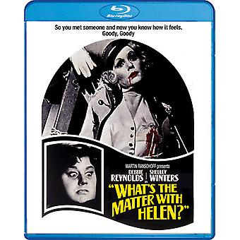 What's the Matter with Helen [Blu-ray] USA import
