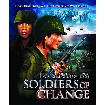 Soldaten der Änderung [Blu-Ray] USA import