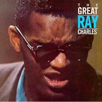Ray Charles - Genius After Hours/Great Ray [CD] USA import