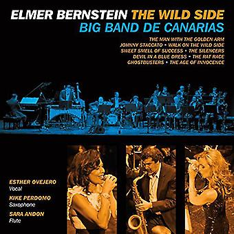 Elmer Bernstein - Wild Side the [CD] USA import