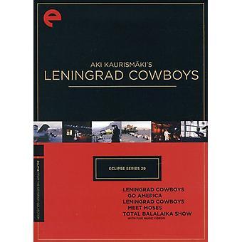 Eclipse 29 - importation USA Leningrad [DVD]