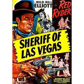 Sheriff of Las Vegas [DVD] USA import