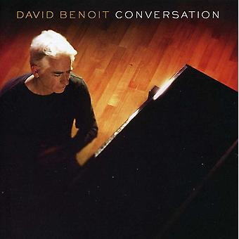 David Benoit - gesprek [CD] USA import
