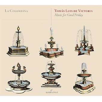 Luis De Victoria - Tom S Luis De Victoria: Music for Good Friday [CD] USA import