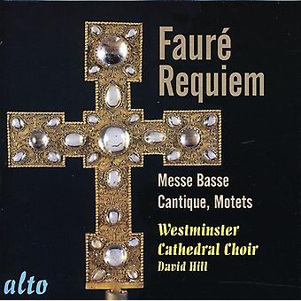 G. Faure - Faur : Requiem Op. 48 [CD] USA import
