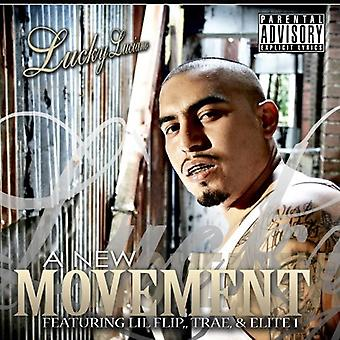 Lucky Luciano - New Movement [CD] USA import