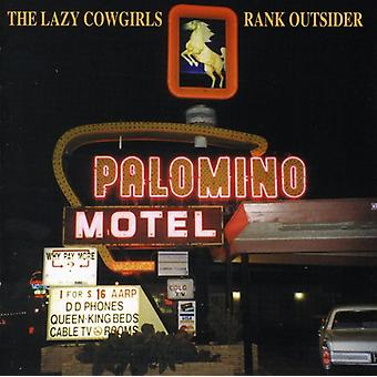 Lazy Cowgirls - Rank Outsiders [CD] USA import