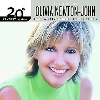 Olivia Newton-John - importación de Estados Unidos del Milenio colección 20th siglo maestros [CD]