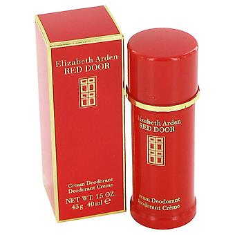 Elizabeth Arden Women Red Door Deodorant Cream By Elizabeth Arden