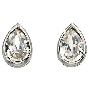 925 Silver Zirconium Earring